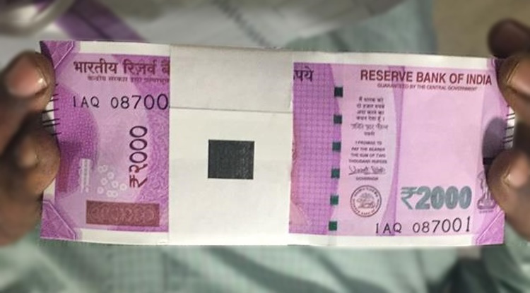 Reserve Bank of India to issue Rs 2,000 notes soon