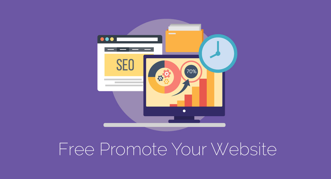 How to Free Places to Promote Your Website Online