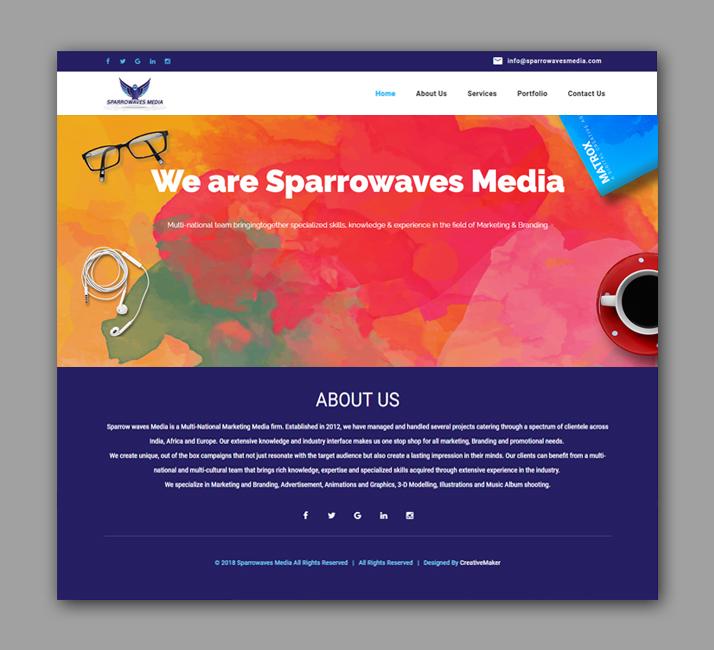 sparrowavesmedia