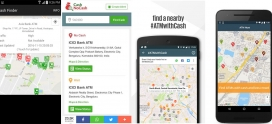 5 Apps That Find an ATM With Cash Near You